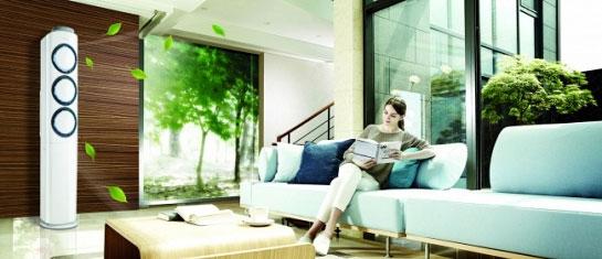 Sistemas de aire acondicionado exclusivos y de diseño